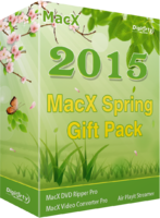 Exclusive MacX Spring Gift Pack Coupon Code