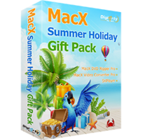 MacX Summer Holiday Gift Pack for Windows Coupon