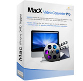 Amazing MacX Video Converter Pro (Free Get iPhone Ripper) Discount