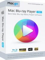Macgo Mac Blu-ray Player Pro – One Year Coupons 15%