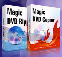 Magic DVD Ripper Copier – Magic DVD Ripper + DVD Copier (Full License + 1 Year Upgrades) Coupon Deal