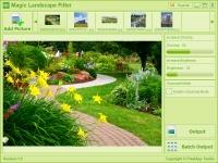 Magic Landscape Filter Coupon