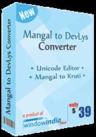 15 Percent – Mangal to DevLys Converter