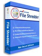 50% Max File Shredder 3 users Coupon Code