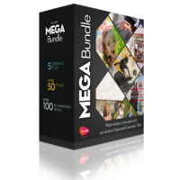 muvee Technologies Mega Bundle; ALL 58 Style templates + 10 Cinematic Titles + Over 100 music tracks Coupon