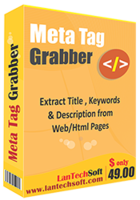 Exclusive Meta Tag Grabber Coupon Discount