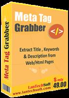 15% Meta Tag Grabber Coupon Code