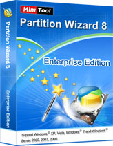 MiniTool Partition Wizard Enterprise + Lifetime Upgrade Coupon – 10%