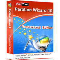 10% MiniTool Partition Wizard Professional + Boot Media Builder Coupon