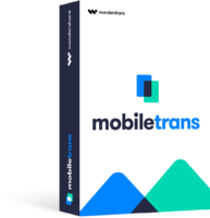MobileTrans (Mac) – Phone Transfer Coupon