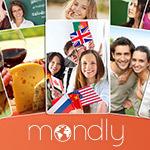 15% – Mondly Premium 1 Language – Monthly Subscription