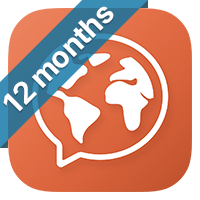 Mondly Premium 33 Languages – Annual Subscription Coupon