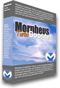 Morpheus Turbo Booster Coupon – 35%