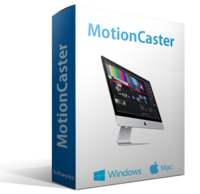 MotionCaster Home (1 Month) – Mac – Exclusive 15% off Coupon