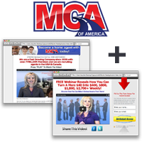 Motor Club of America MCA Opportunity Site + Capture Page (Longer) ~ Monthly Subscription – Exclusive 15% Off Coupons