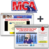 Motor Club of America MCA Opportunity Site + Capture Page (Shorter) ~ Monthly Subscription Coupon