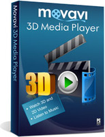 15% Movavi 3D Media Player Business Coupon
