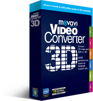 15% Movavi 3D Video Converter Personal Coupon