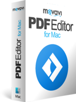 Movavi Movavi PDF Editor for Mac Coupons