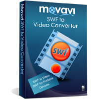 Movavi SWF to Video Converter Business Coupon Sale
