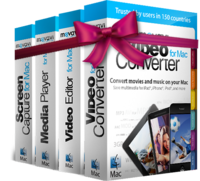 Movavi Super Video Bundle for Mac Sale Coupon