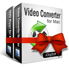 50% Movie Converter for Mac Coupon