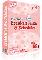 Multiple Broadcast Printer N Scheduler Coupons 15% Off