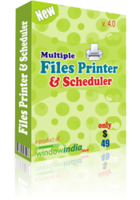 Multiple Files Printer and Scheduler – 15% Sale