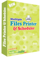Window India Multiple Files Printer and Scheduler Coupon Code