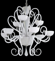 Exclusive Murano glass chandelier Coupon