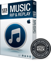 123 Music Rip & Replay (Mac) Coupon Code 15% OFF