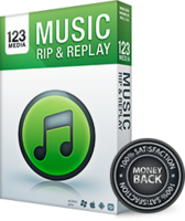 123 Music Rip & Replay (PC) – Exclusive 15 Off Discount