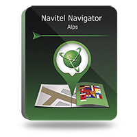 "Navitel Navigator. ""Alps"" – Exclusive 15% off Discount"