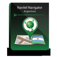 Navitel Navigator. Argentina Coupon