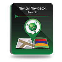 "Exclusive Navitel Navigator. ""Armenia"" (365 days) Coupon"