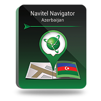 "Navitel Navigator. ""Azerbaijan"". – 15% Off"