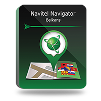 "Navitel Navigator. ""Balkans"" (365 days) – 15% Off"
