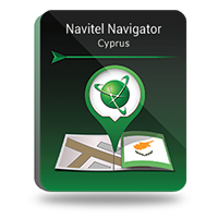 "Navitel Navigator. ""Cyprus"" (365 days) Coupon"