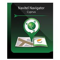 "Navitel Navigator. ""Cyprus"" (365 days) Coupon"