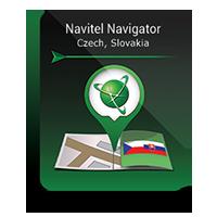 "Navitel – Navitel Navigator. ""Czech Republic Slovakia"". Sale"