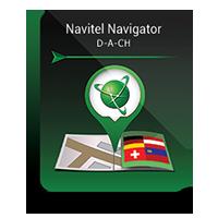 """Navitel Navigator. """"D-A-CH"""" (365 days) – 15% Discount"""
