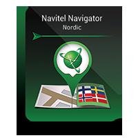 """Navitel – Navitel Navigator. """"Denmark Finland Iceland Norway Sweden"""". Coupon Deal"""