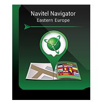 """15% Navitel Navigator. """"Eastern Europe"""". Coupon"""
