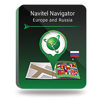 "Navitel Navigator. ""Europe and Russia"". – 15% Off"