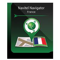 "Navitel Navigator. ""France"" (365 days) Coupons 15%"
