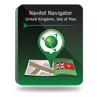 "Exclusive Navitel Navigator. ""Great Britain Isle of Man"" (365 days) Coupons"