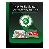 "Exclusive Navitel Navigator. ""Great Britain Isle of Man"" (365 days) Coupons"