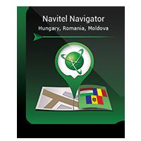 "Navitel Navigator. ""Hungary Romania Moldova"". Coupon"