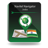 "Navitel Navigator. ""India"". Coupon"