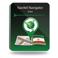 "15% OFF – Navitel Navigator. ""Iran"" (365 days)"